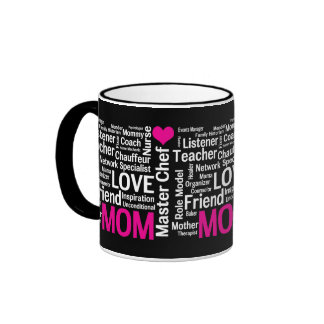 Multitalented Mom Mug Mother's Day, Birthday