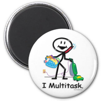 Multitask 2 Inch Round Magnet