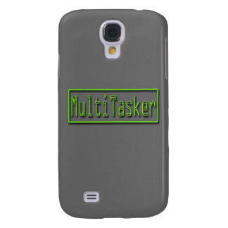 MultiTasker green Samsung Galaxy S4 Covers