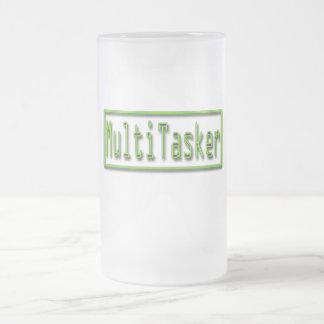 MultiTasker green Coffee Mug