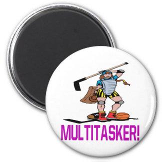 Multitasker Magnet
