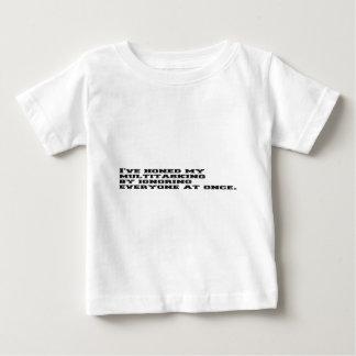 Multitasking Skills Baby T-Shirt
