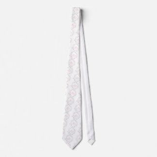 Multitud de Wellcoda de la impresión loca del Corbata Personalizada