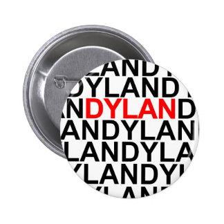 Multitudes de Dylans Pin Redondo 5 Cm