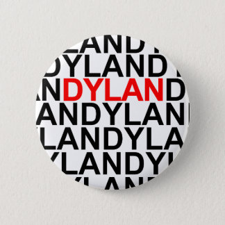 Multitudes of Dylans Pinback Button
