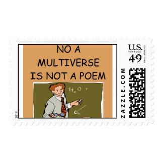 MULTIverse Stamp