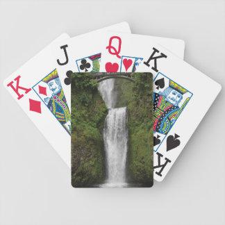 Multnomah baja los naipes de la ampliación de foto cartas de juego