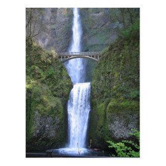 Multnomah baja los Oregon-E E U U Tarjetas Postales