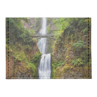 Multnomah Falls Along The Columbia River Gorge Tyvek® Card Wallet