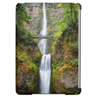 Multnomah Falls Along The Columbia River Gorge Cover For iPad Air
