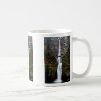 Multnomah Falls Classic White Coffee Mug