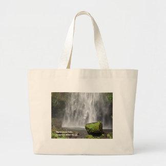 Multnomah Falls, Columbia River Gorge Jumbo Tote Bag