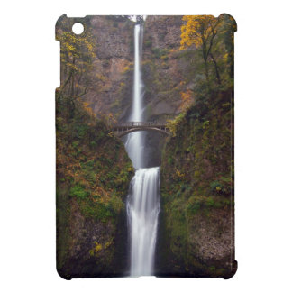 Multnomah Falls in late Autumn iPad Mini Case