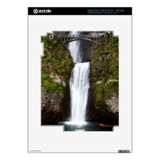 Multnomah Falls in the Columbia Gorge iPad 3 Skin