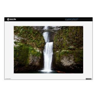 Multnomah Falls in the Columbia Gorge Laptop Skin