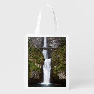 Multnomah Falls in the Columbia Gorge Market Tote