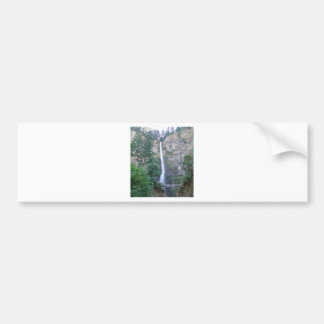Multnomah Falls  in the Oregon Gorge Bumper Sticker