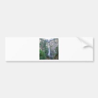 Multnomah Falls  in the Oregon Gorge Bumper Stickers