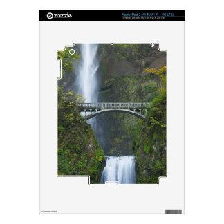 Multnomah Falls, Oregon iPad 3 Decals