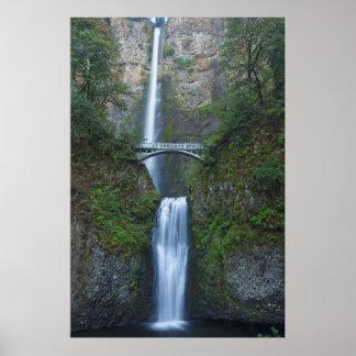 Multnomah Falls, Oregon Print