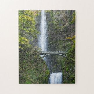 Multnomah Falls, Oregon Puzzles