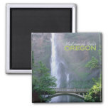 Multnomah Falls Oregon Travel Souvenir Magnet