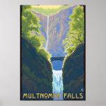 Multnomah Falls, OregonMaiden of the Falls Poster