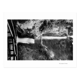 Multnomah Falls PhotographColumbia River, OR 2 Postcard