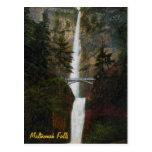 Multnomah Falls Postcard