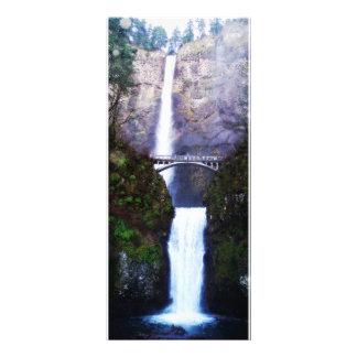 Multnomah Falls Rack Card