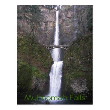 northwestphotos Multnomah Falls Travel Photo Postcard