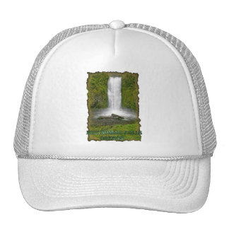 Multnomah Falls Trucker Hat
