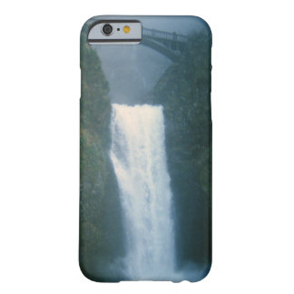 Multnomah Falls Waterfall Through the Mist Barely There iPhone 6 Case