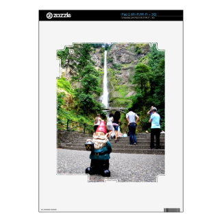 Multnomah Gnome II iPad 2 Skin