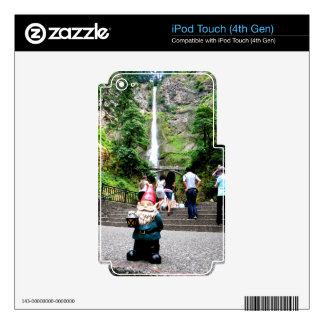 Multnomah Gnome II Skin For iPod Touch 4G