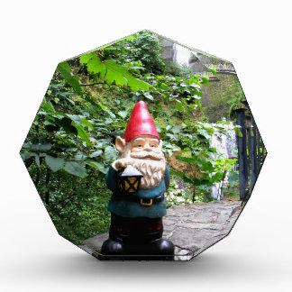 Multnomah Gnome III Acrylic Award