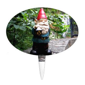 Multnomah Gnome III Cake Topper