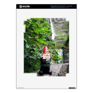 Multnomah Gnome III Decal For iPad 3