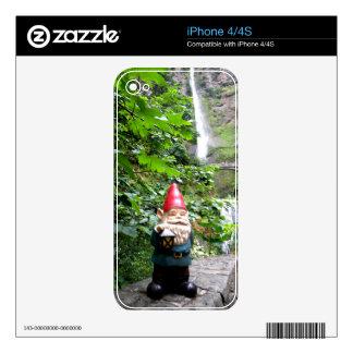 Multnomah Gnome III iPhone 4 Decal