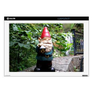 "Multnomah Gnome III Skin For 17"" Laptop"