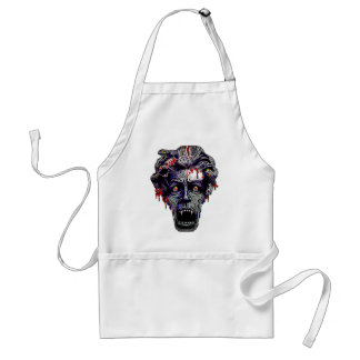 Mum and Friends from The Family Series by Valpyra Adult Apron