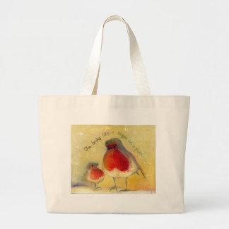 Mum and Me 2012 Jumbo Tote Bag