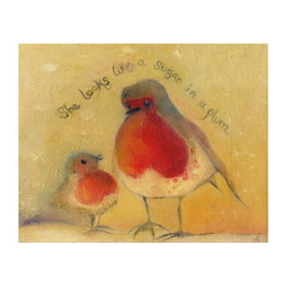 Mum and Me 2012 Wood Wall Decor