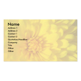 Mum Double-Sided Standard Business Cards (Pack Of 100)