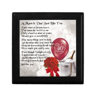 Mum Dad Wedding Anniversary Home Decor Pets Products Zazzle
