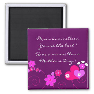 Mum in a million - Magnet