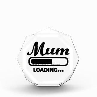 Mum loading award