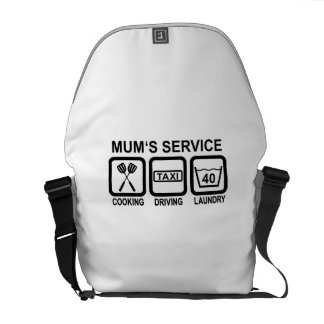 Mum Messenger Bag