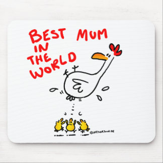 Mum Mouse Pad