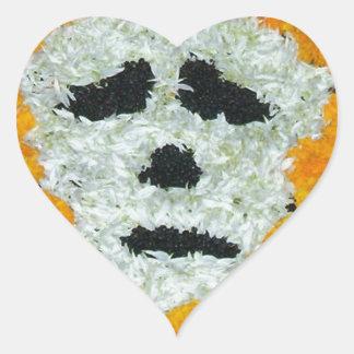 Mum Skull Heart Sticker